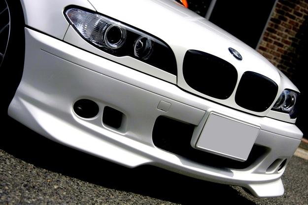 E46 3DデザインフロントLIP.jpgのサムネイル画像