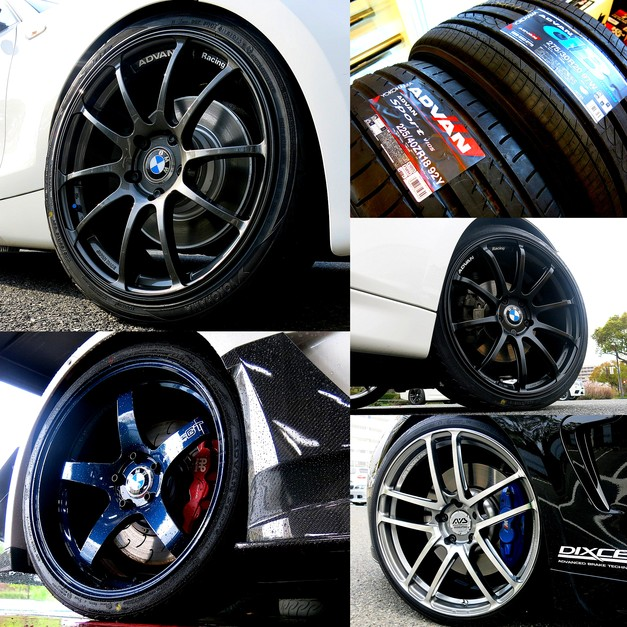 YOKOHAMA ADVAN WHEEL Tire StudieAG神戸.jpg