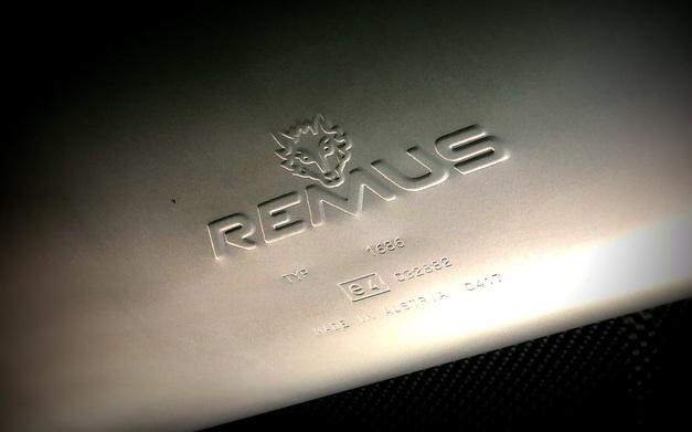 Studie REMUS BMW F31 ブラックテール 002.JPG