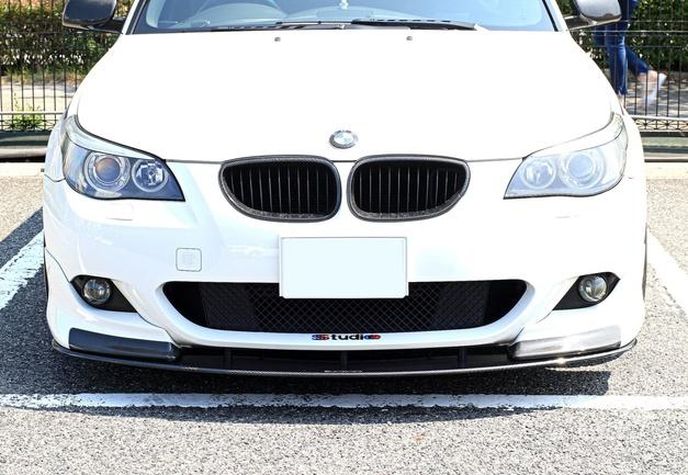 Studie+KOBE- BMW E61 Stompinark Carbon Lip 3.JPG