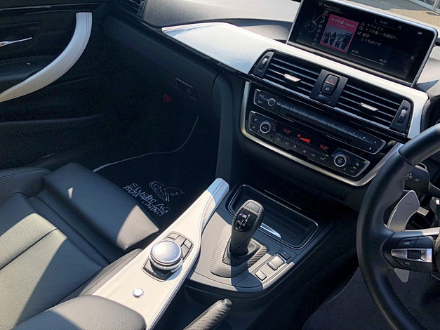 StudieAG +KOBE- BMW F32 インテリア ホワイト.JPG