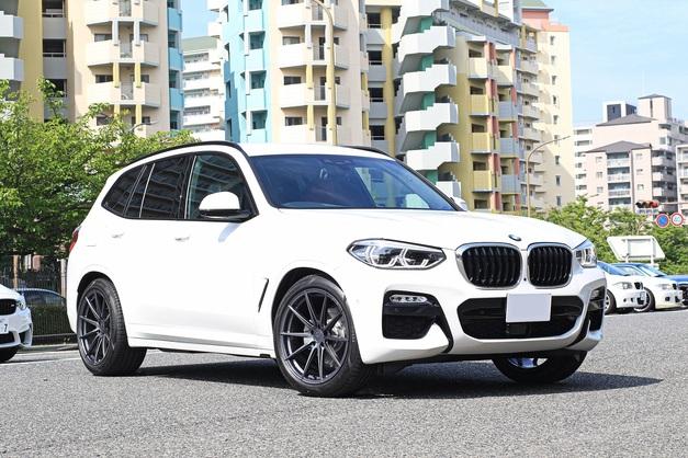 StudieAG BMW G01X3 ISPIR Weel H&R 01.JPG