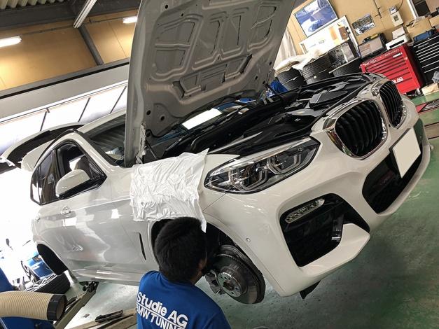 StudieAG BMW G01X3 ISPIR Weel H&R 02.JPG