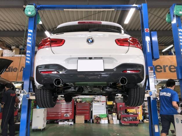 Studie +KOBE- BMW F20 Lci SuperSprint Muffler 04.JPG