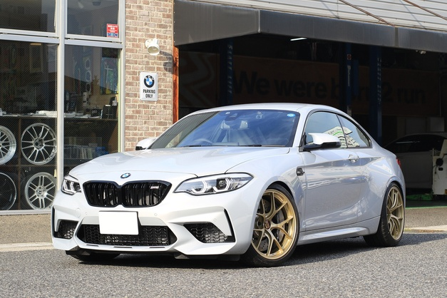 StudieAG F87 M2 Competition BBS RI-D GOLD KWClubSport3way 3.JPG