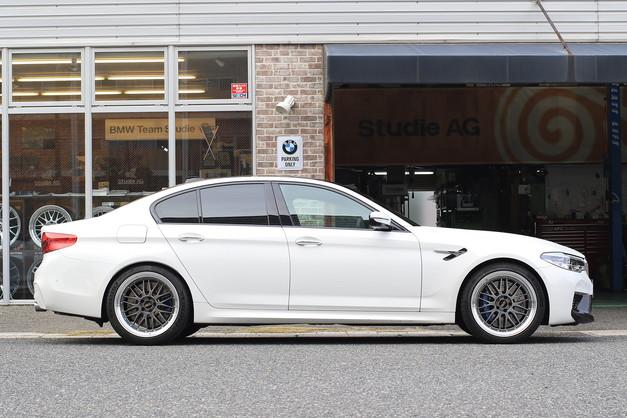 スタディ Studie BMW BBS LM F90M5.JPG