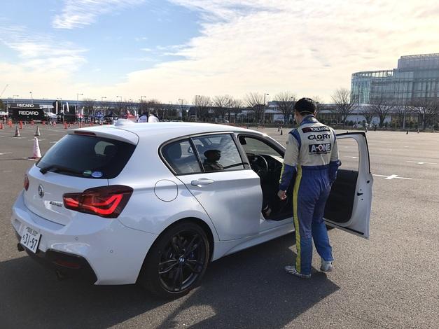 BMW Familie in お台場 5.JPG