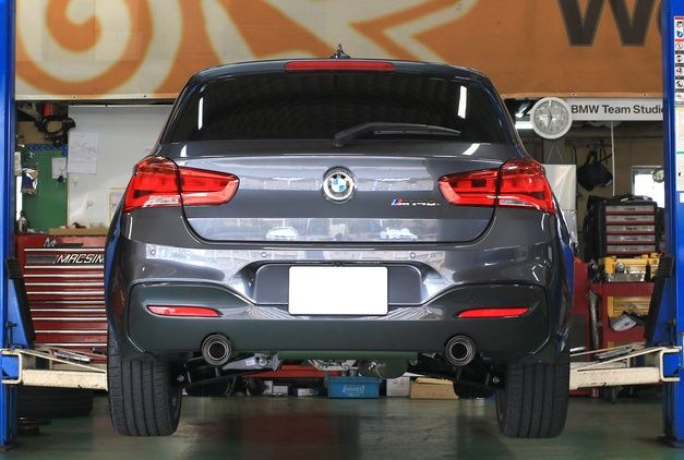 Studie REMUS M140 スタディ レムス BMW.JPG