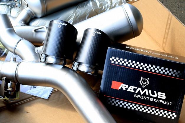 Studie REMUS BMW F90M5 Muffler.JPG