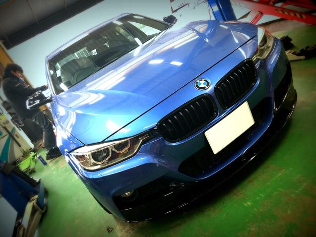 StudieAG +KOBE- BMW F30 KWクラブスポーツ 3.JPG