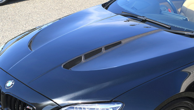 Studie スタディ ハーマン BMW HAMANN CARBON BONNET F12M6 03.JPG