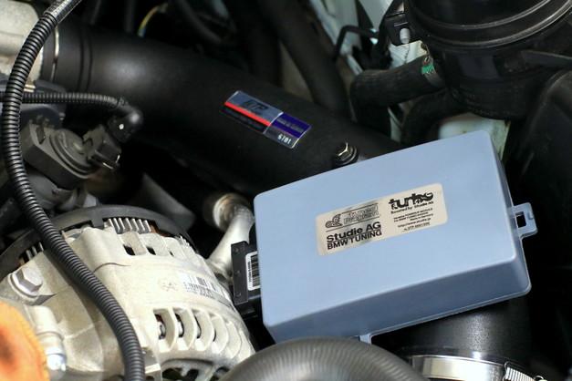 Studie Tuning Program2 FTP ChargePipe BMW 01.JPG