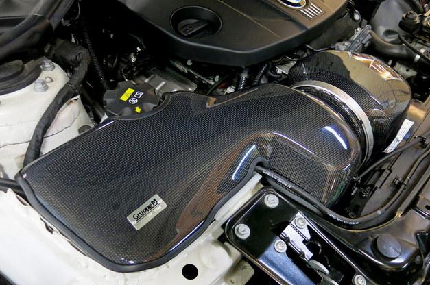 Studie +KOBE- BMW F3 N47D K&N Carbon RAM AIR System.JPG