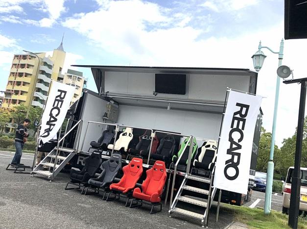 Studie +KOBE- RECARO トラックイベント 2019-04 1.JPG