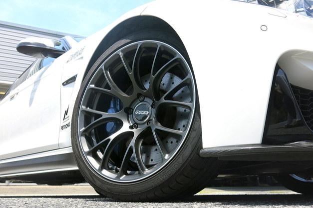 Studie BMW Tuning RAYS G16 Forged Wheel YOKOHAMA Tire ADVANSportV105 01.JPG