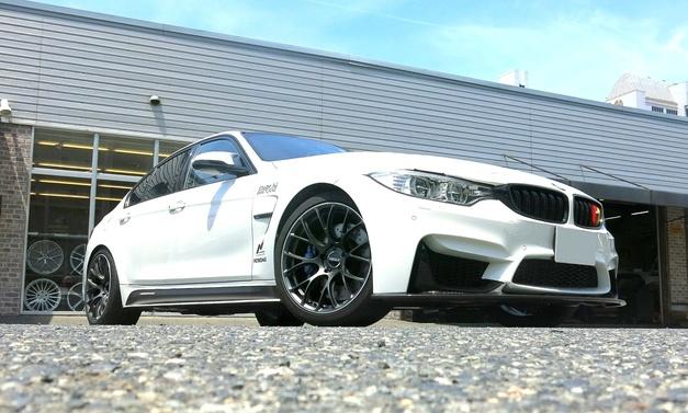Studie BMW Tuning RAYS G16 Forged Wheel YOKOHAMA Tire ADVANSportV105 03.JPG