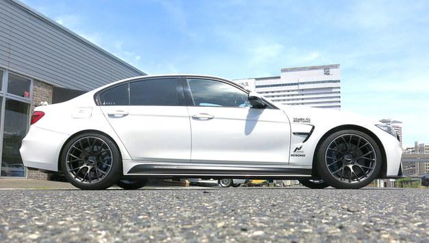 Studie BMW Tuning RAYS G16 Forged Wheel YOKOHAMA Tire ADVANSportV105 04.JPG