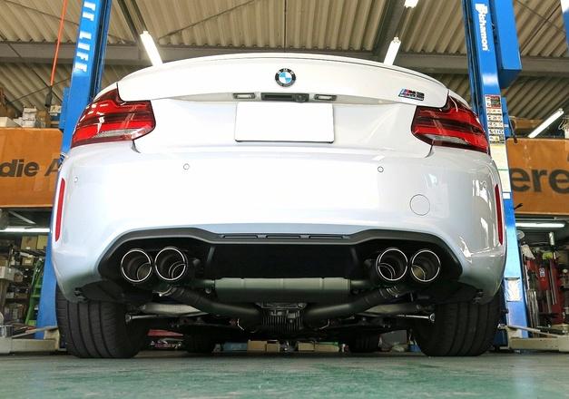 StudieAG AKRAPOVIC BMW M2Competition Evolution System 1.JPG