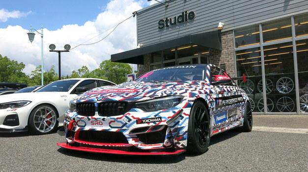 Studie BMW  Tuning BMW Team Studie M4GT4 2.JPG