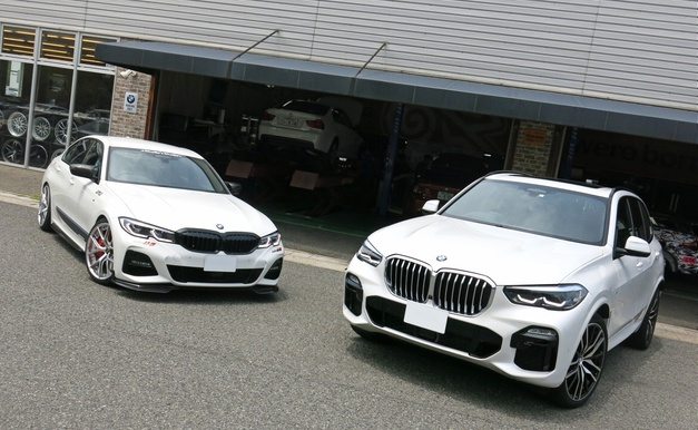 Studie BMW Familie Westen 2019 試乗会.JPG
