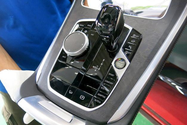 Studie BMW Tuning G05X5 Interior Parts 1.JPG