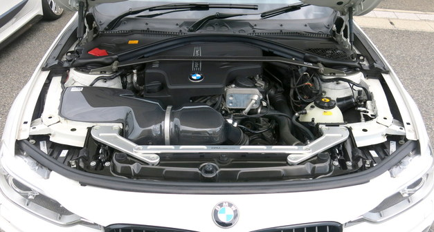 Studie BMW Tuning GroupM Carbon RAM AIR System  BMW F3 1.JPG